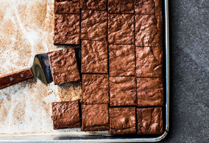 GF brownie snap kitchen