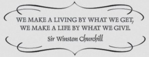 winston churchill quote