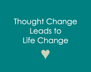 thoughtchangeleadstolifechange