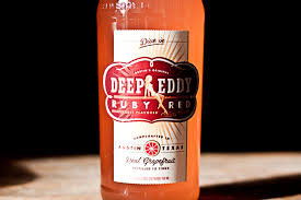 deep eddy graptefruit bottle